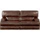 Catnapper Wembley Power Headrest Lay Flat Reclining Sofa in Walnut CODE:UNIV20 for 20% Off