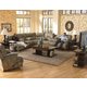 Catnapper Voyager 3pc Sectional Set in Brandy