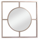 Druce Accent Mirror in Champagne A8010067
