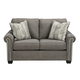 Gilman Loveseat in Charcoal 9260235 CLEARANCE