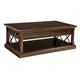 Roddinton Lift-Top Cocktail Table in Dark Brown T701-9