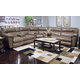 Catnapper Milan 3pcs Lay Flat Sectional Set in Smoke CODE:UNIV20 for 20% Off