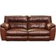 Catnapper Milan Lay Flat Reclining Sofa in Walnut 4341 CODE:UNIV20 for 20% Off