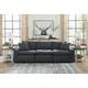 Savesto Sofa in Charcoal