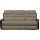 Catnapper Furniture Jansen Power Lay Flat Reclining Sofa in Tumbleweed 62601/1732-19