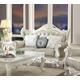 Acme Furniture Erigeron Loveseat in Cream 53061