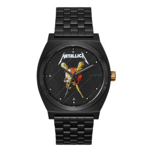 Black TellerAll Stainless Time Rose Steel Gold Men's wPulOTZikX