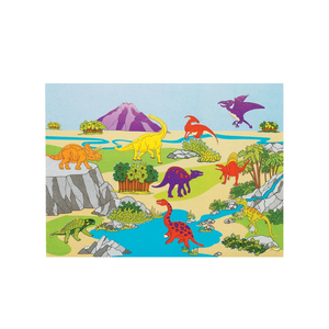JOYIN 36 PCS Make-a-face Sticker Sheets Make Your Own Dinosaur Mix and Match Sticker Sheets with T-Rex Triceratops Dimorphodon and More Kids Party Favor Supplies Craft