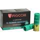 Fiocchi 12LERBk 12 15PEL RBBR Buck 25rds
