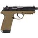 Beretta PX4 .45ACP 4.02 inch FDE/BL 9 and 10R