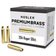 Nosler Ammunition 10056 Custom Brass 204 Ruger 50