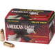 Federal American Eagle 115 Grain FMJ Brass 9mm 100Rds