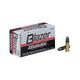 CCI Ammunition Blazer Lead Round Nose 40 Grain Brass .22 LR 50Rds