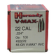 Hornady 22272 Bull .224 55 VMAX with c 100