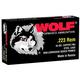 Wolf Performance Ammo .223
