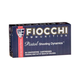 Fiocchi 32ACP Jacketed Hollow Point 60 Grain 50 Rounds