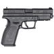 Springfield XD Service Essentials Black 40SW 4-inch 10rd