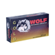 Wolf Performance Ammo Gold  6.5 Grendel SP1 123 Grain 20rds
