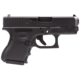 Glock 26 Gen 3 9mm Sub Compact Fixed Sights 10rd