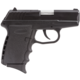 SCCY CPX-2 Black 9mm 3.1-inch 10rd 3 Dot Sights
