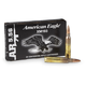 Federal American Eagle XM193 5.56 NATO 55GR FMJ Rifle Ammo 20Rds