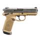 FN FNX-45 Flat Dark Earth .45 ACP 4.5-inch 15Rds