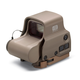 EOTech EXPS3-2 Holographic Weapon Sight 65MOA/Two 1 MOA Dots Night Vision Compatible Tan