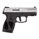 Taurus G2S Stainless 9mm 3.2-inch 7Rds Single Action Manual Safety