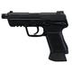 Heckler and Koch HK45 Compact Tactical V7 LEM Pistol .45ACP DAO 10rd