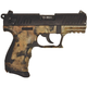 Walther P22 .22LR 3.4-inch 10rd Camo