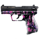 Walther PK380 380ACP 8Rds 3.66-inches Muddy Girl Camo