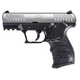 Walther CCP M2 Black / Stainless 9mm 3.54-inch 8Rds