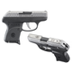 Ruger 10th Anniversary LCP Stainless / Black .380 ACP 2.7-inch 6Rds
