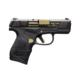 Mossberg MC1sc Centennial Gold 9mm 3.4-inch 7Rds