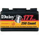 Daisy Flat Nose .177 Pellet 250CT