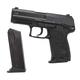 Heckler and Koch USP-C .45ACP 3.8 inch BL V1 2-8rd