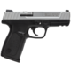 Smith and Wesson SD9VE Stainless 9mm 4-inch Barrel 16 Rounds with Fixed Sights