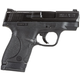 Smith and Wesson M&P9 Shield Black 9mm 3.1-inch 8Rd Thumb Safety CA Compliant