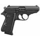 Walther PPK/S Black .22 LR 3.3-inch Barrel 10 Rounds