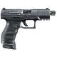 Walther PPQ M2 Navy Black 9mm 4.6-inch 15rd Threaded Barrel