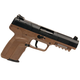 FN Five-SeveN Flat Dark Earth 5.7 X 28 4.75-inch 10Rds