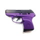 Ruger LCP Black / Purple .380 ACP 2.75 6Rd