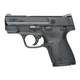 Smith and Wesson M&P9 Shield Black 9mm 3.1-inch 8Rds MA Compliant