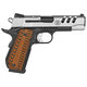 Smith and Wesson Performance Center 1911 Stainless / Black .45ACP 4.25-inch 8Rd Scandium Frame