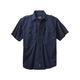 Woolrich Short Slve Shirt Navy Med
