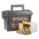 Fiocchi Training 40 Grain Round Nose Brass .22 LR 1575Rds