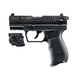 Walther PK380 Black .380 ACP 3.66-inch 8Rd w/ Laser