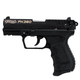 Walther PK380 Black .380 ACP 3.66-inch 8Rd