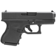 Glock 27 Gen 3 .40SW SubCompact Fixed Sights 9rd