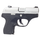 Beretta Pico Stainless / Black .380 ACP 2.7-inch 6Rds
